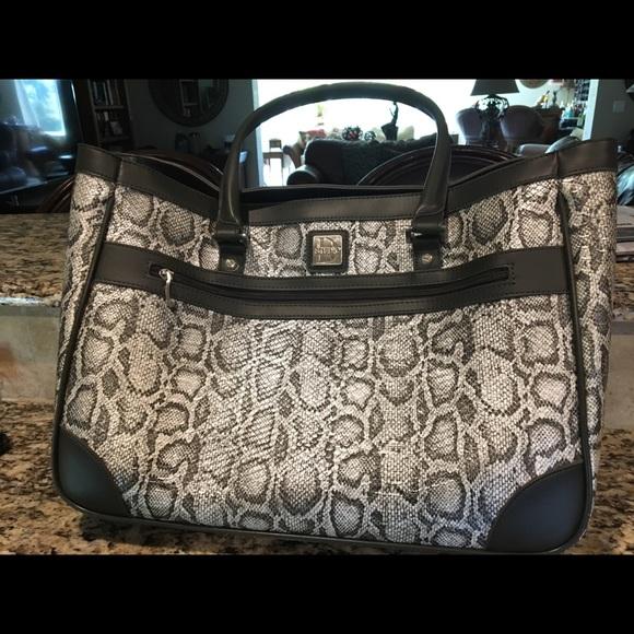 studio D Handbags - Studio D Laptop Bag